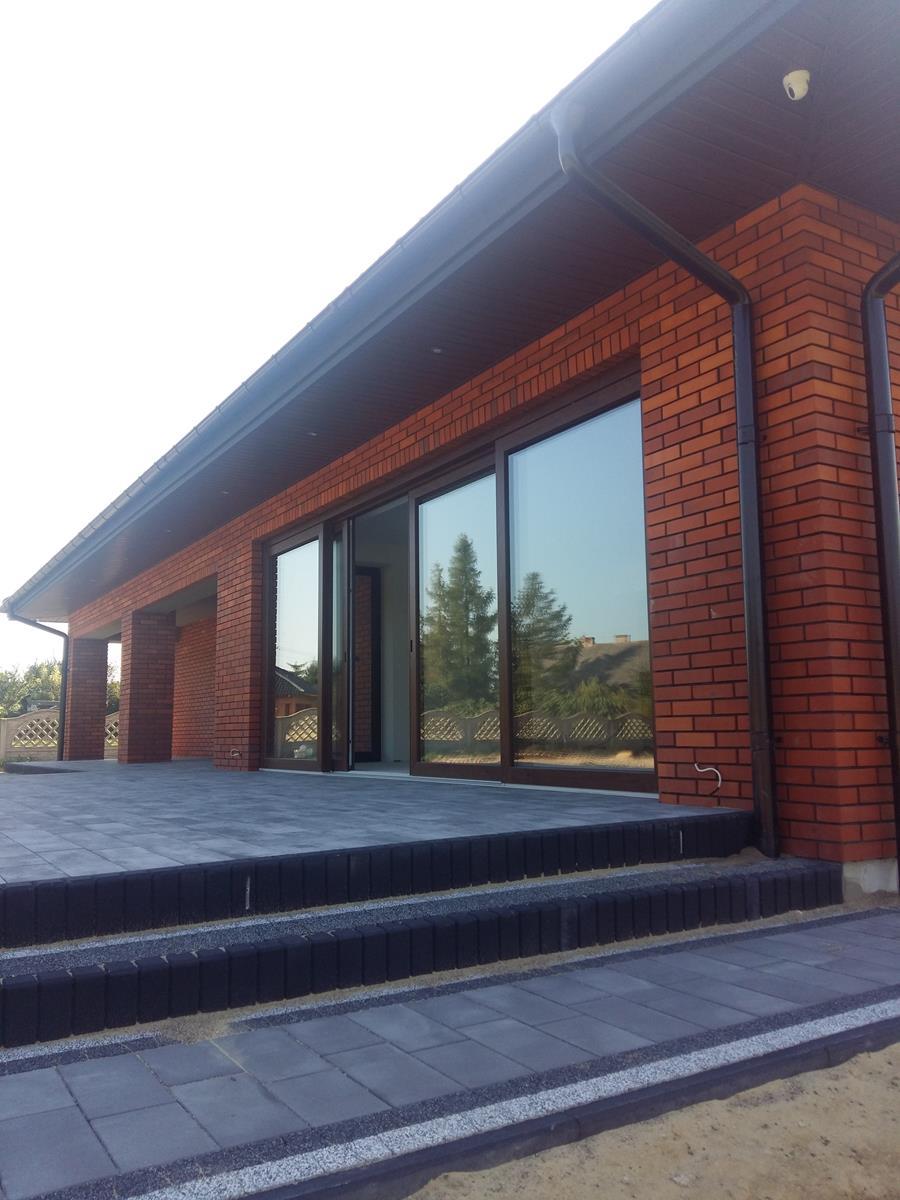 Dom w Bełchatowie na podstawie naszego projektu