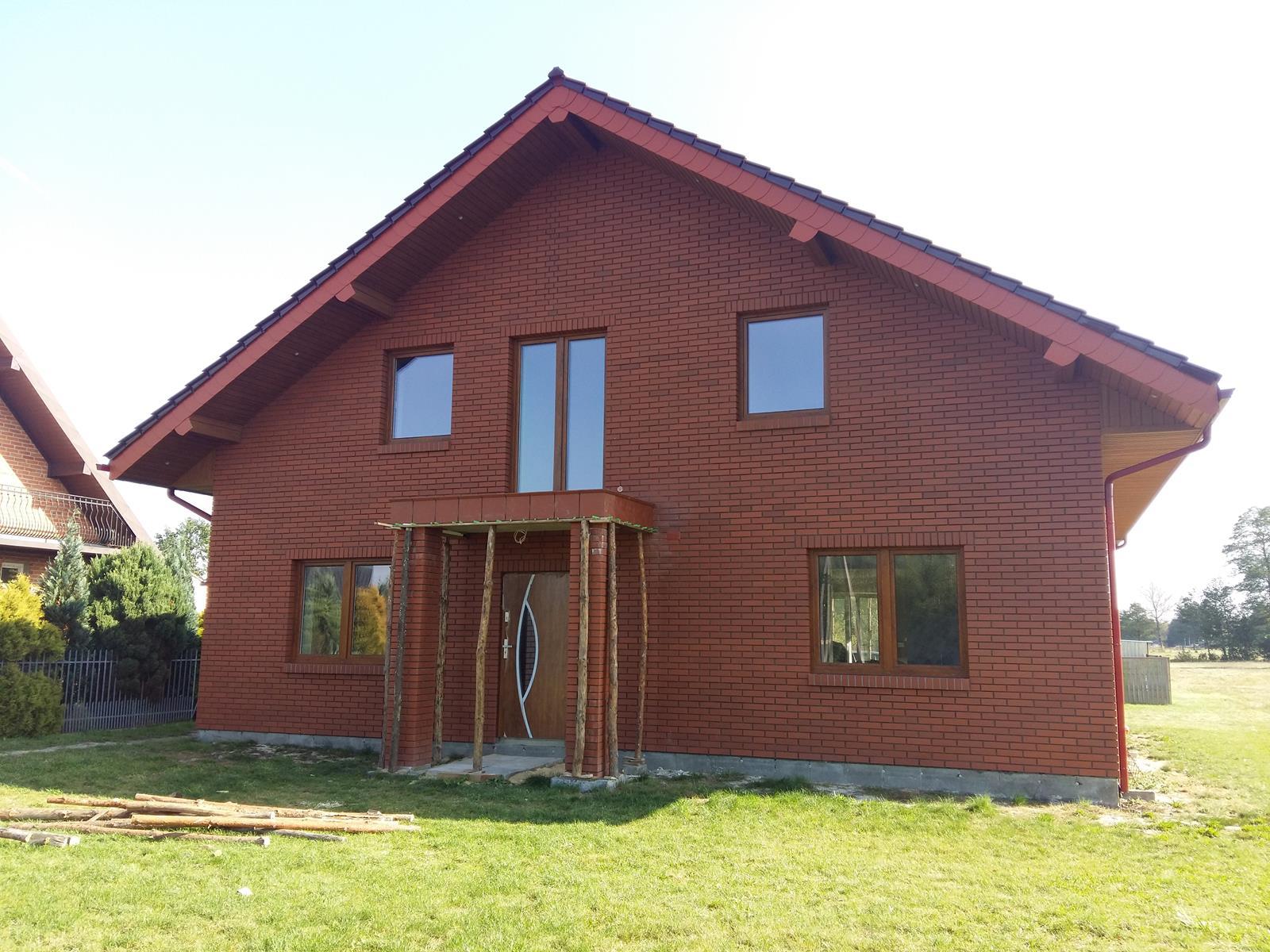 projekt domu w Bełchatowie