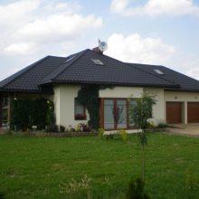 Dom wybudowany na podstawie projektu pracowni Lekon